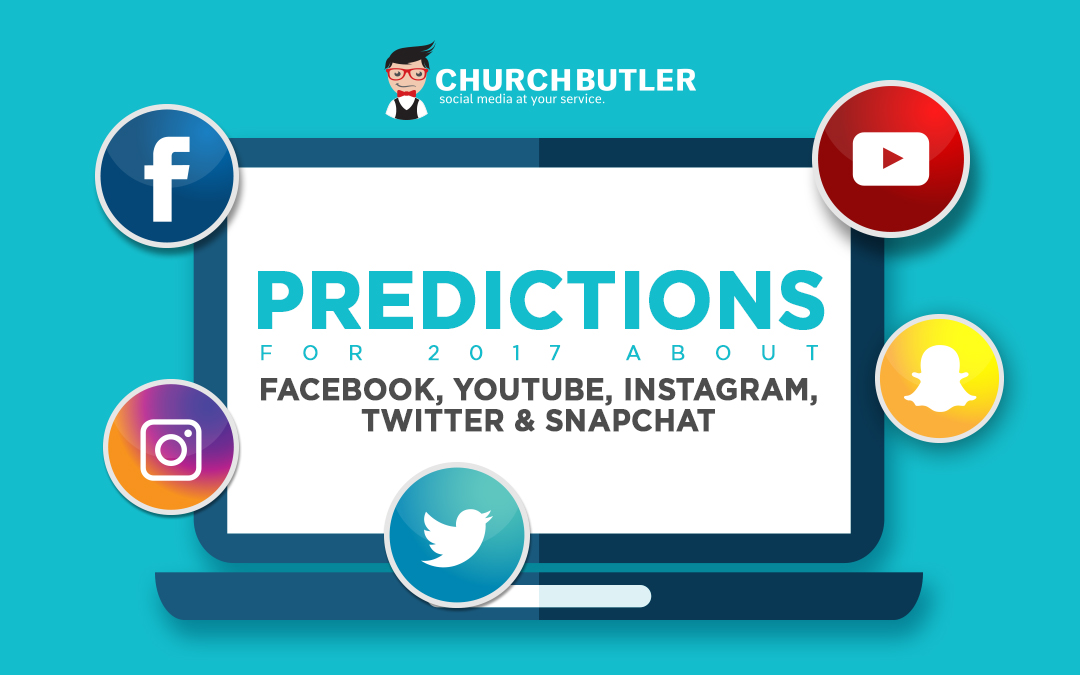 2017 Social Media Predictions [VIDEO]