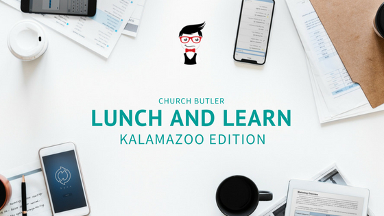 Lunch & Learn // Church Communications and Marketing Conversations on Church Websites