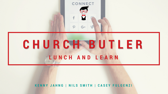Lunch & Learn // Church Communications and Marketing Conversations about Facebook Groups vs Facebook Pages