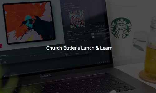 Lunch & Learn // Smart Strategies for Church Social Media