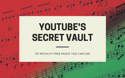 Lunch and Learn // Episode 34 YouTube's Secret Vault of Royalty-Free Music You Can Use