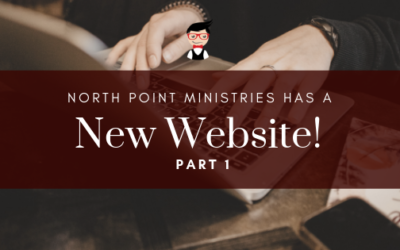 Lunch and Learn // Episode 38 North Point Ministries Has a New Website! Part I