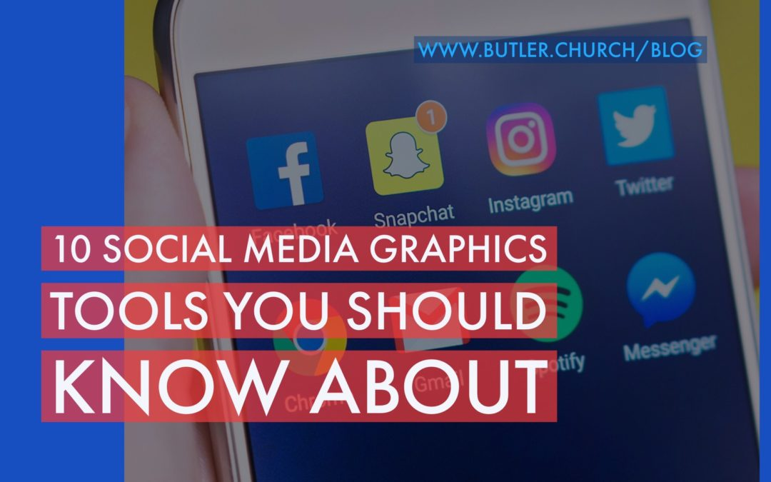 10 Social Media Graphics Tools You Should Know About