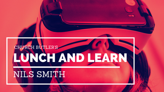 Lunch & Learn // Kenny Jahng Interviews Nils Smith of TVApp.Church