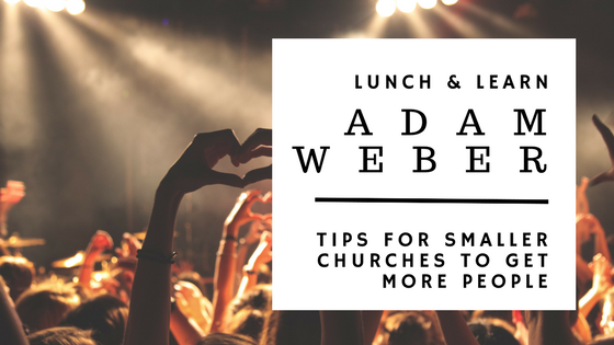 Lunch & Learn // Kenny Jahng interviews Adam Weber of Embrace Church