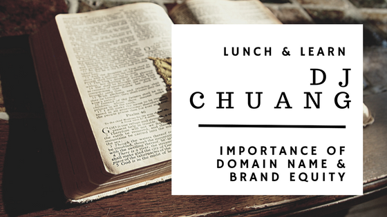 Lunch & Learn // Kenny Jahng interviews DJ Chuang of Get.Bible